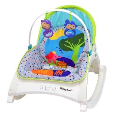 טרמפולינה לתינוק בלוסום – ™Blossom