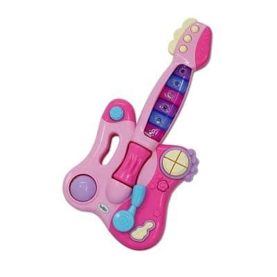 גיטרה מוסיקלית – Musical & Light Guitar