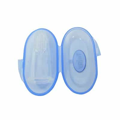 מברשת שיניים אצבע – Silicone Finger Toothbrush