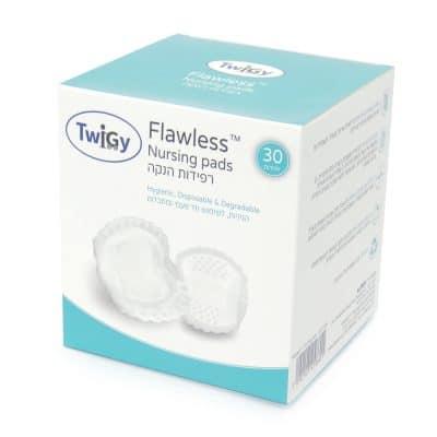 רפידות הנקה – Flawless™ Nursing pads