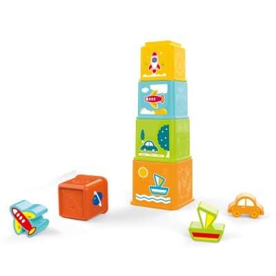 מגדל קוביות – Stacking Blocks